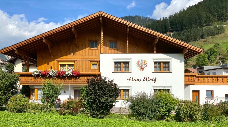 Haus Wolf Ferienwohnungen in Nauders Familienurlaub auf